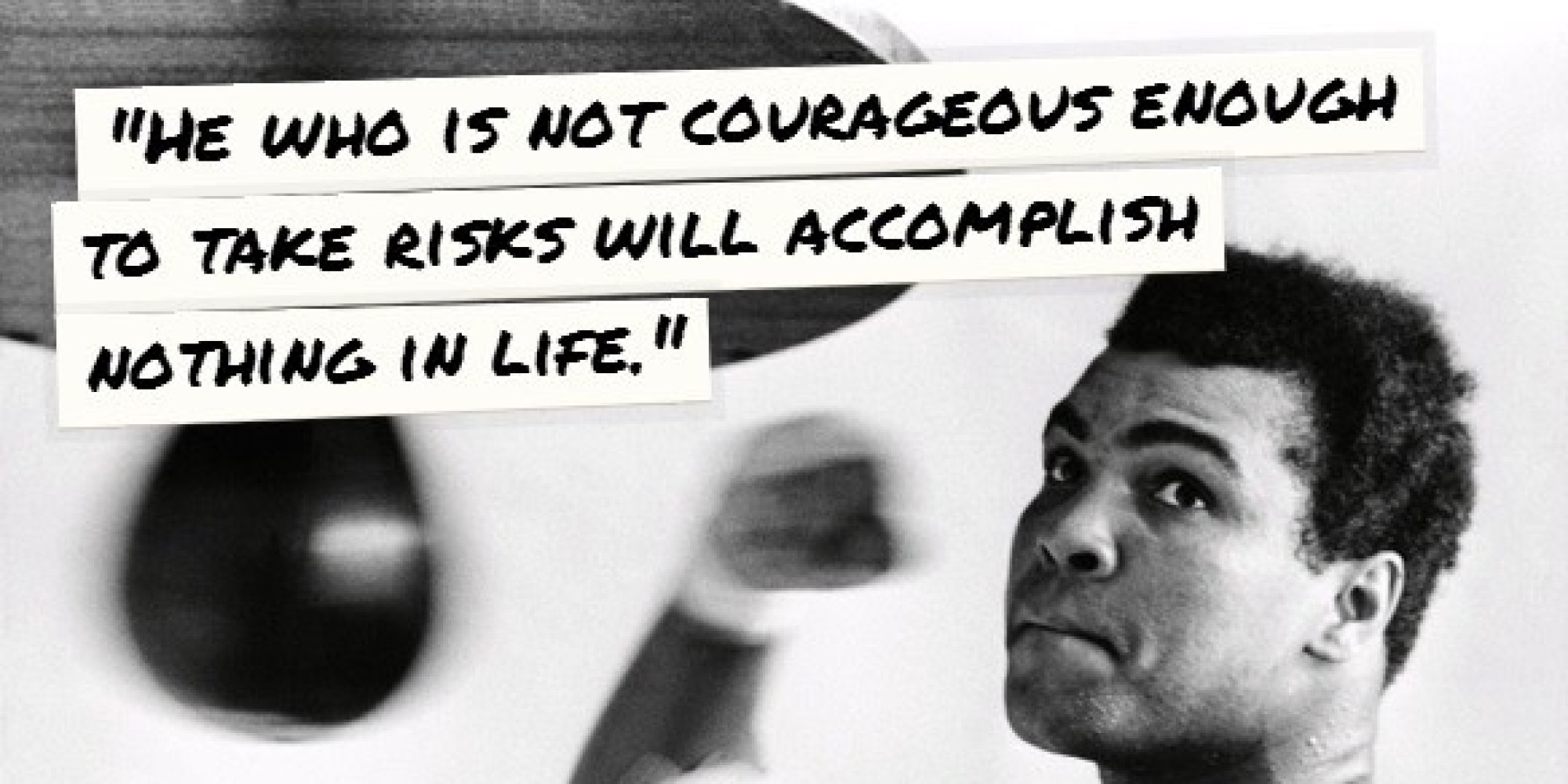 Famous Positive Quotes About Life Muhammad Ali's Inspirational Quotes Of All Time  Crown My Info